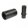AR .308 MUZZLE COMP WITH QD BLAST SHIELD