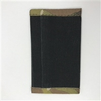 Front Pocket Wallet with Cash Strap